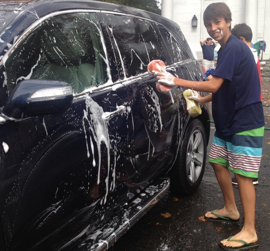 Soccer Car Wash Sets A Record