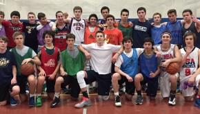 Octathlon 2015 5-v-5 basketball
